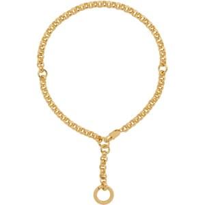 Laura Lombardi Gold Rina Necklace
