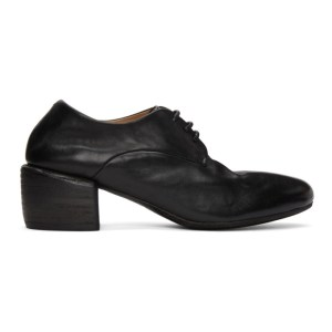 Marsell Black Tondello Derby Heels