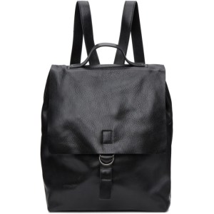 Marsell Black Cartaino Backpack