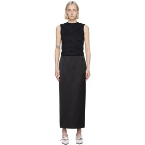 Georgia Alice SSENSE Exclusive Black Dress Set