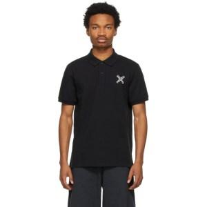 Kenzo Black Sport Little X Polo