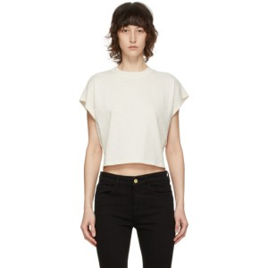 Frame Off-White Off Duty T-Shirt