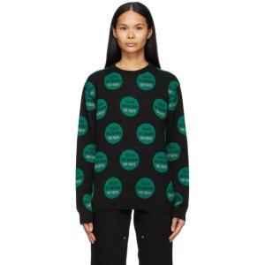 Awake NY Black Truth Sweatshirt