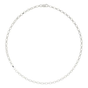 Hatton Labs Silver Diamond Cut Chain