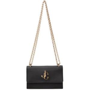 Jimmy Choo Black Bohemia Chain Bag