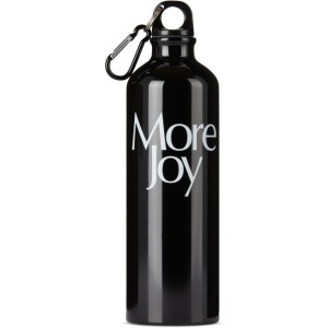 More Joy Black Joy Water Bottle, 750 mL