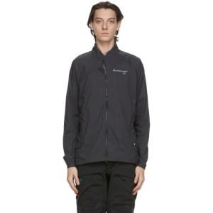 Klattermusen Black Nal Jacket