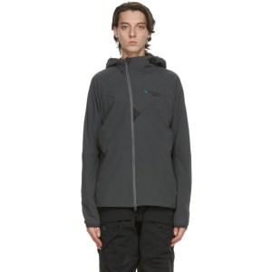 Klattermusen Grey Vanadis 2.0 Jacket