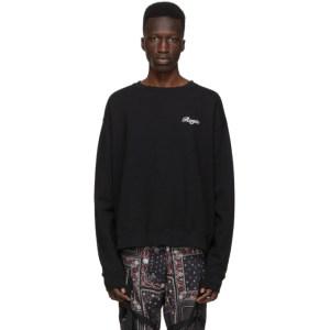 ROGIC Black Logo Sweatshirt