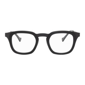 Grey Ant Black Dieter Round Glasses