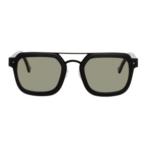 Grey Ant Black Notizia Sunglasses
