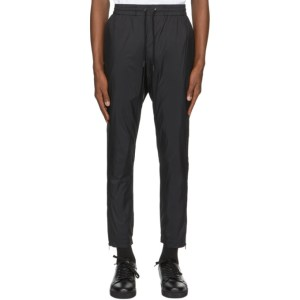 Paco Rabanne Black Track Pant Trousers