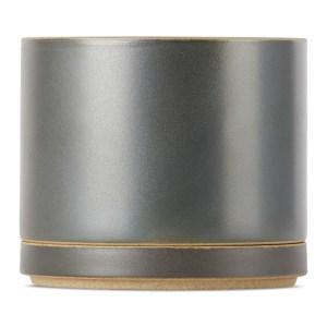 Hasami Porcelain Black HPB045/HPB002 Planter