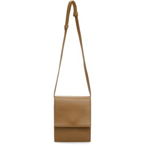 Lemaire Beige Small Satchel Bag