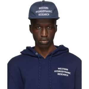 Western Hydrodynamic Research Navy Promotional Cap