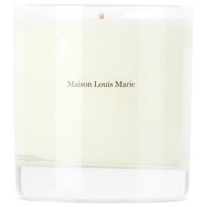 Maison Louis Marie No.06 Neige de Printemps Candle, 8 oz
