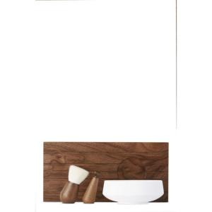 Shaquda Walnut Cleansing Brush Set
