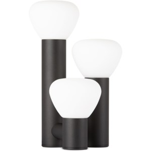 Lambert and Fils Black Adrien Rovero Edition Parc 06 Table Lamp