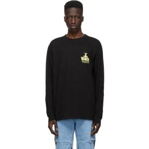 Total Luxury Spa Black Liquid Coalition Long Sleeve T-Shirt
