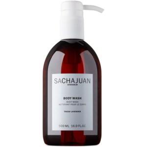 SACHAJUAN Fresh Lavender Body Wash, 500 mL