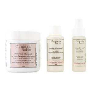 Christophe Robin Dreamy Volume Hair Gift Set