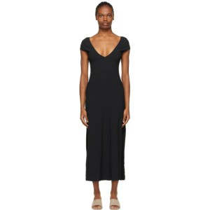 Maryam Nassir Zadeh Black Mila Dress