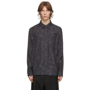 Han Kjobenhavn Black Boxy Short Sleeve Shirt