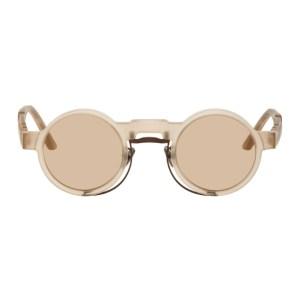 Kuboraum Taupe N3 Sunglasses