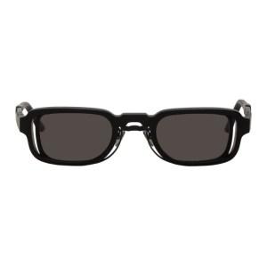 Kuboraum Black N12 Sunglasses