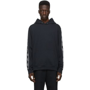 Coach 1941 Black Horse and Carriage Tape Hoodie