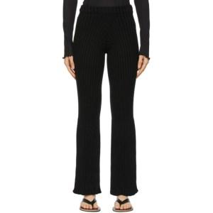 Baserange Black Macau Lounge Pants
