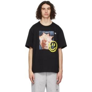 MISBHV Black Raver T-Shirt