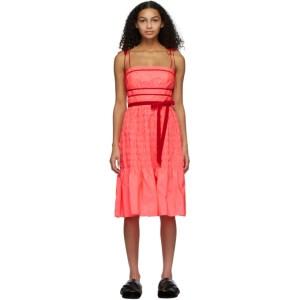 Molly Goddard Pink Joyce Dress