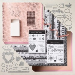January-June Mini Catalog - Love You Always Suite