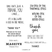 MASSIVE THANKS