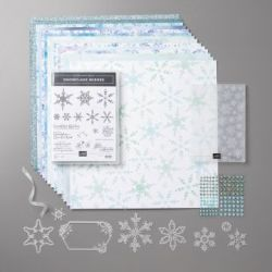 #155115 SNOWFLAKE SPLENDOR SUITE COLLECTION (ENGLISH)
