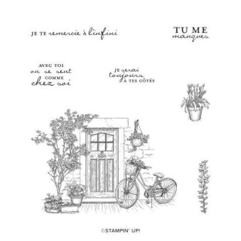 SET DE TAMPONS AMOVIBLES COMME CHEZ SOI (FRANÇAIS)
