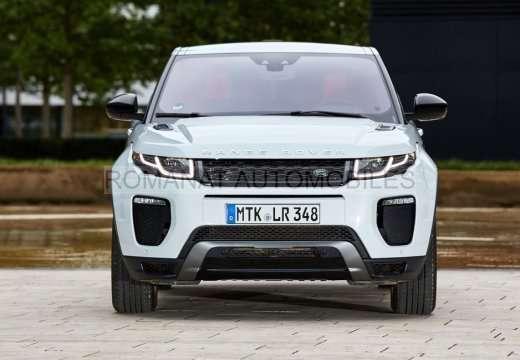 Land Rover Evoque Automobile Text