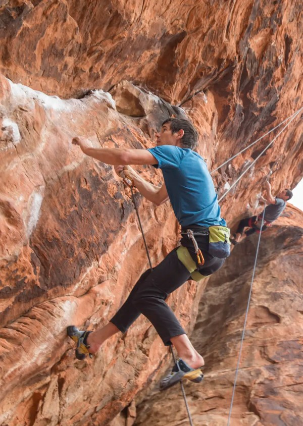 Free Solo Star Alex Honnold Home In Las Vegas