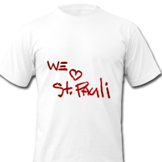 we love sp shirt