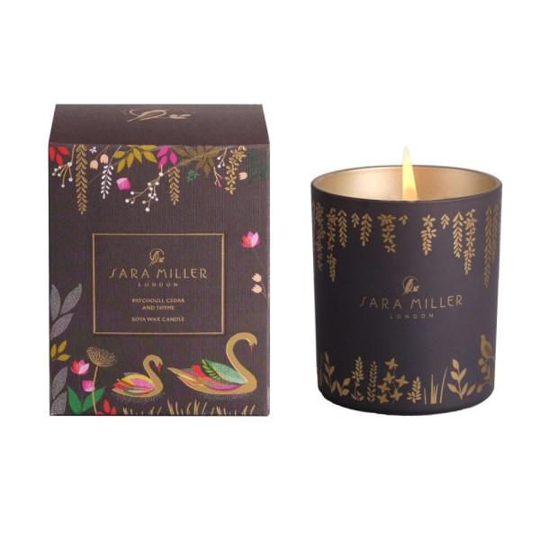 Trouva Patchouli Cedar & Thyme Candle