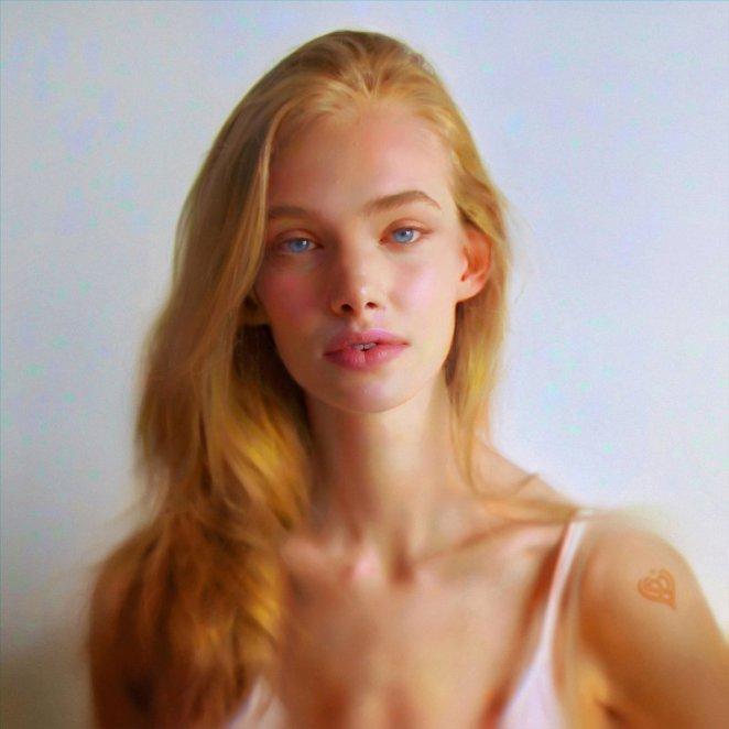 10 Absolutely Stunning Digital Portraits by Irakli Nadar