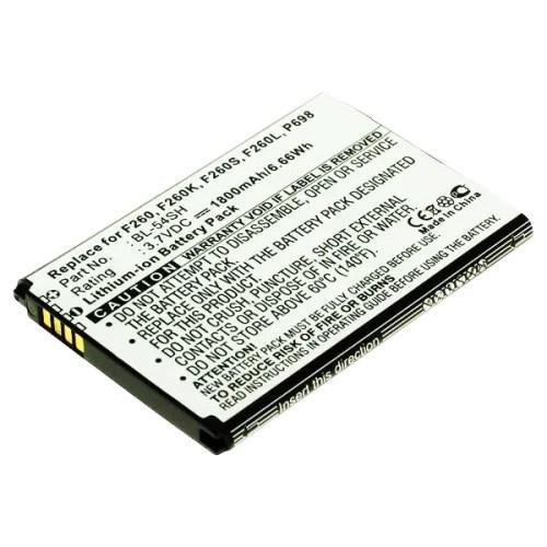 Batterie pour LG G3s / Bello 2 (II) / L Bello / L90 / L80
