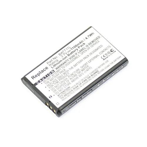 Batterij voor Midland XTA-510 XTC-300 XTC-300VP4 XTC-350