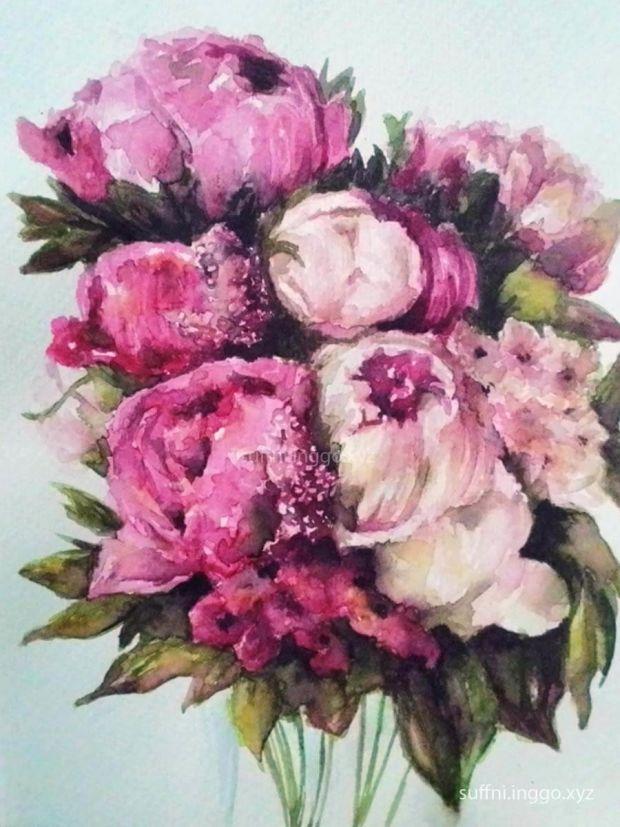 2016 03 floral arrangement