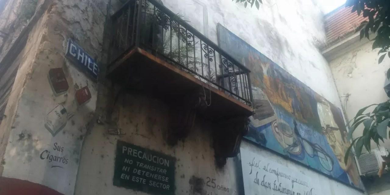 January 31 – February 7: Monseratt, Buenos Aires