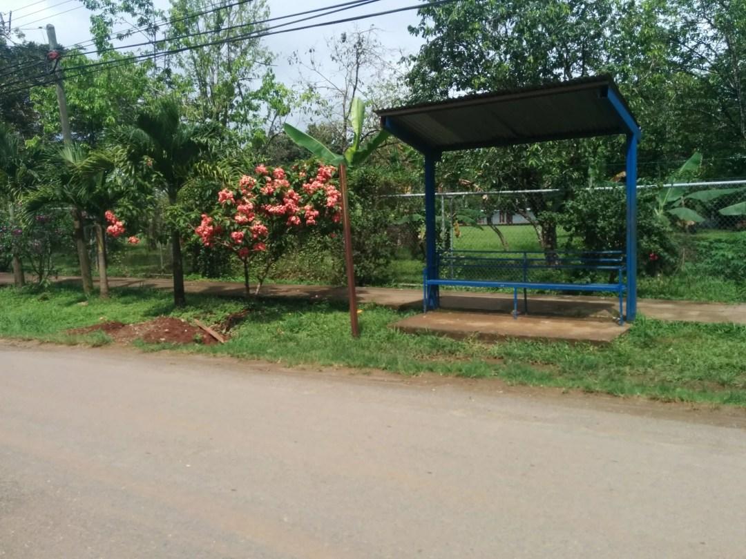 Cobano Bus Stop