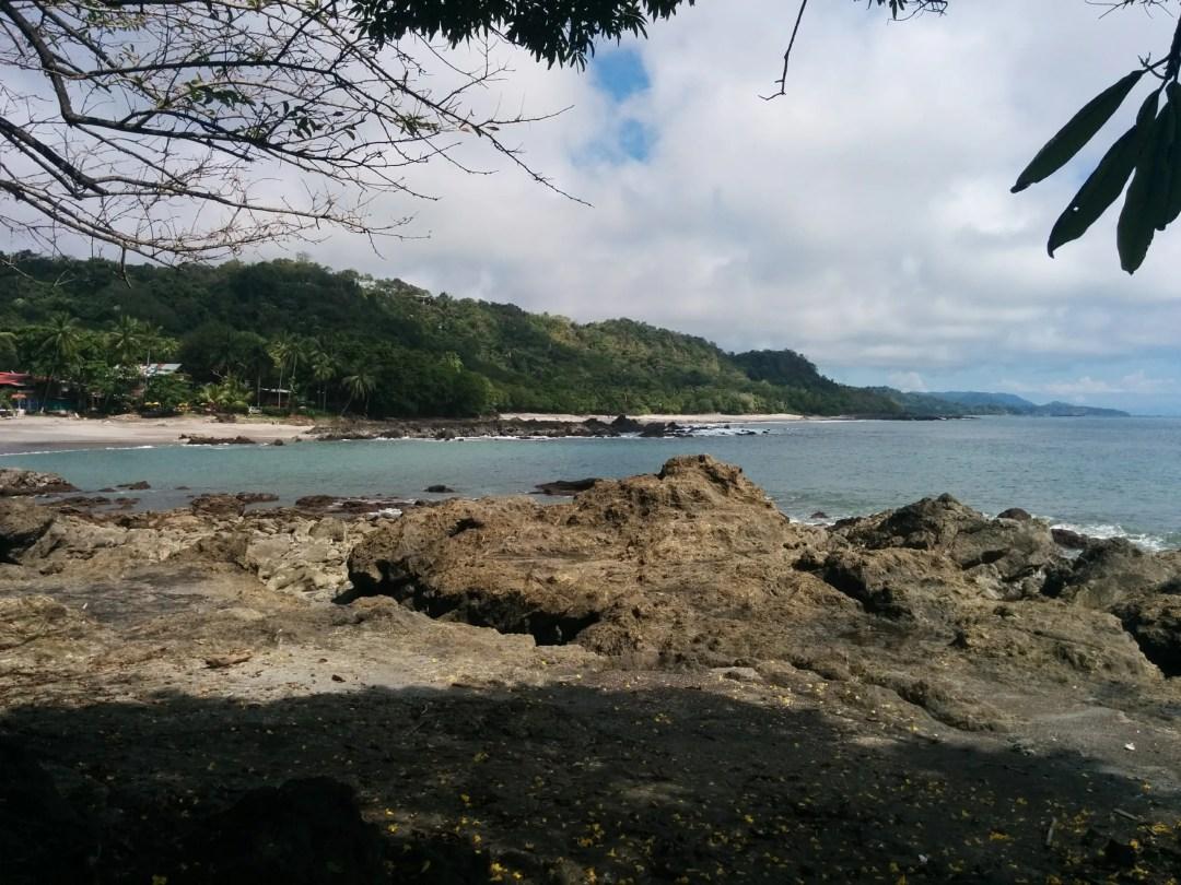 View towards Montezuma