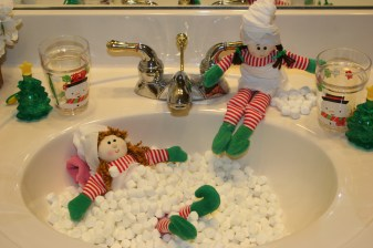 These elves created a spa