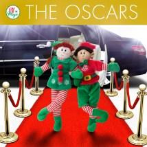 Elf Magic red carpet Oscars
